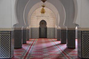 Freitagsgebet @ Moschee