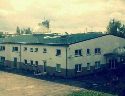 Erneuerung der Dachkuppel